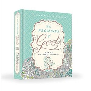 The MEV Promises of God Creative Journaling
